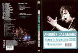 Andrés Calamaro - Me estás atrapando otra vez