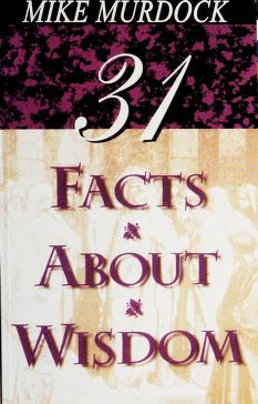 Cover of: 31 Facts About Wisdom | Mike Murdock