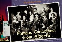 Cover of: All about ... famous Canadians | Barb McDermott