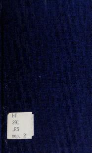 Cover of: Elements of Regional Economics | Harry W Richardson