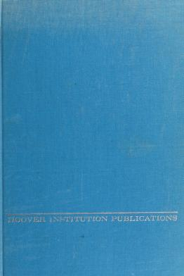 Cover of: Open space and peace | Open Space and Peace Symposium (1963 Stanford University)