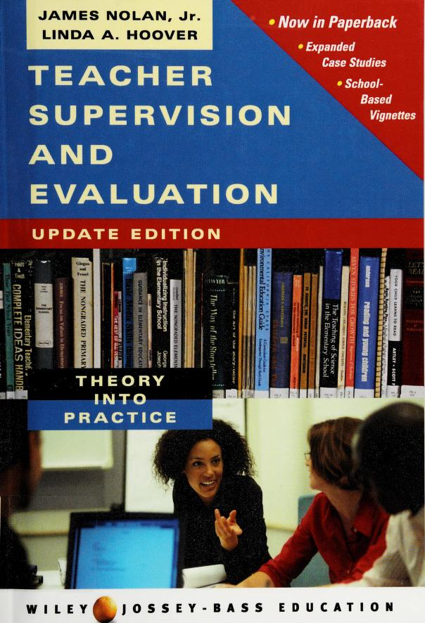 Teacher supervision and evaluation by James F. Nolan