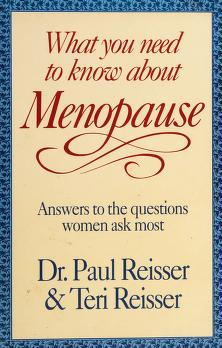 Cover of: What you need to know about menopause | Paul C. Reisser